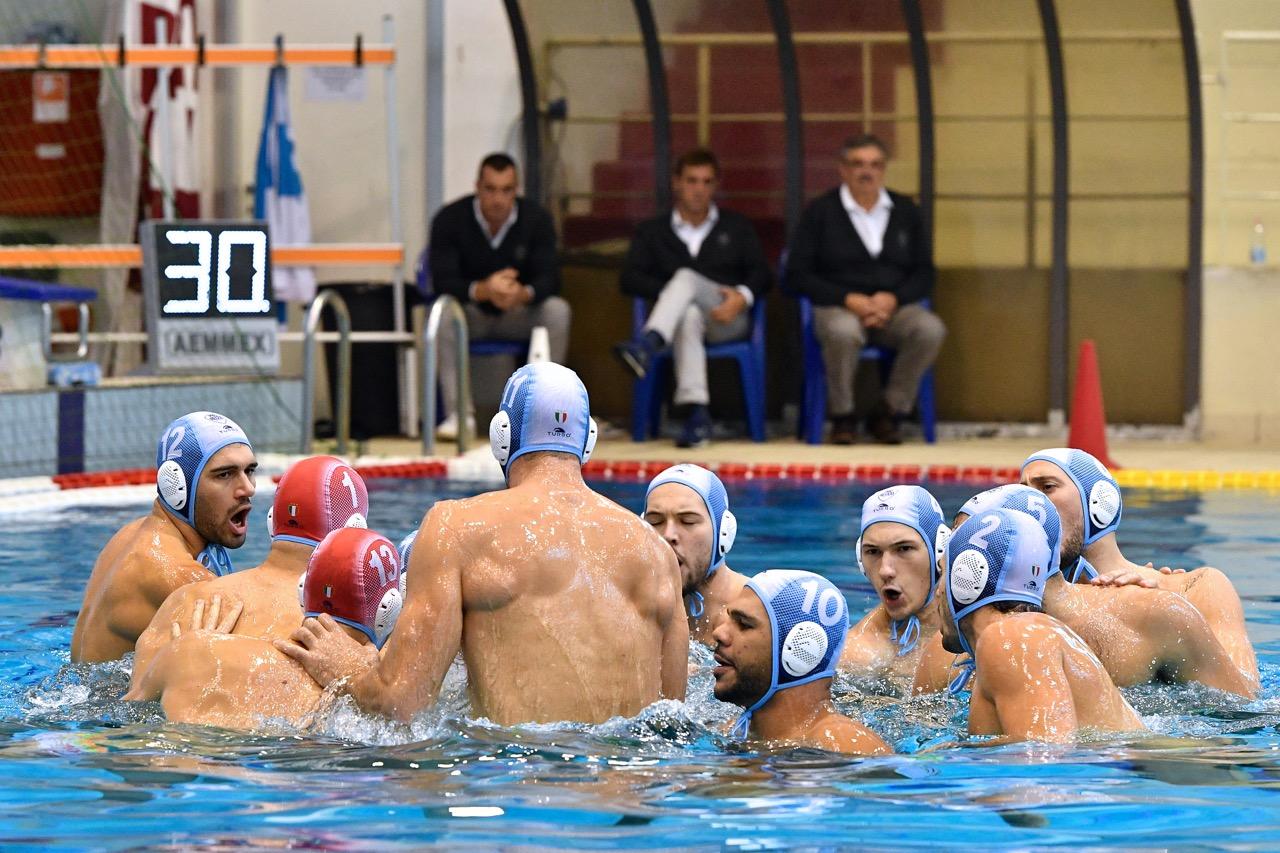 Pro Recco 16 - S.S. Lazio 1 foto Giorgio Scarfi 04