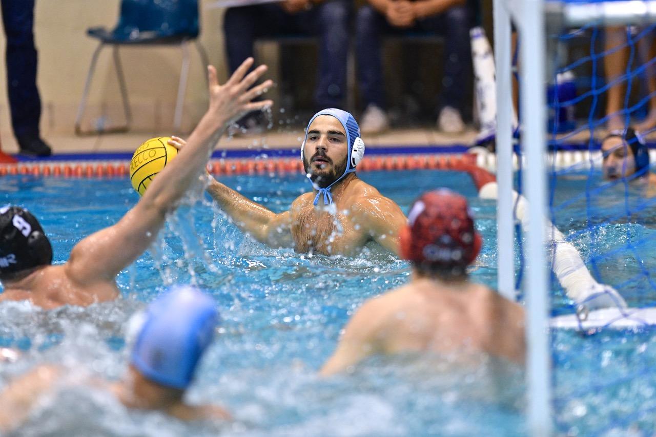 Pro recco 12 - An Brescia 6 Di Fulvio foto Giorgio Scarfi 36