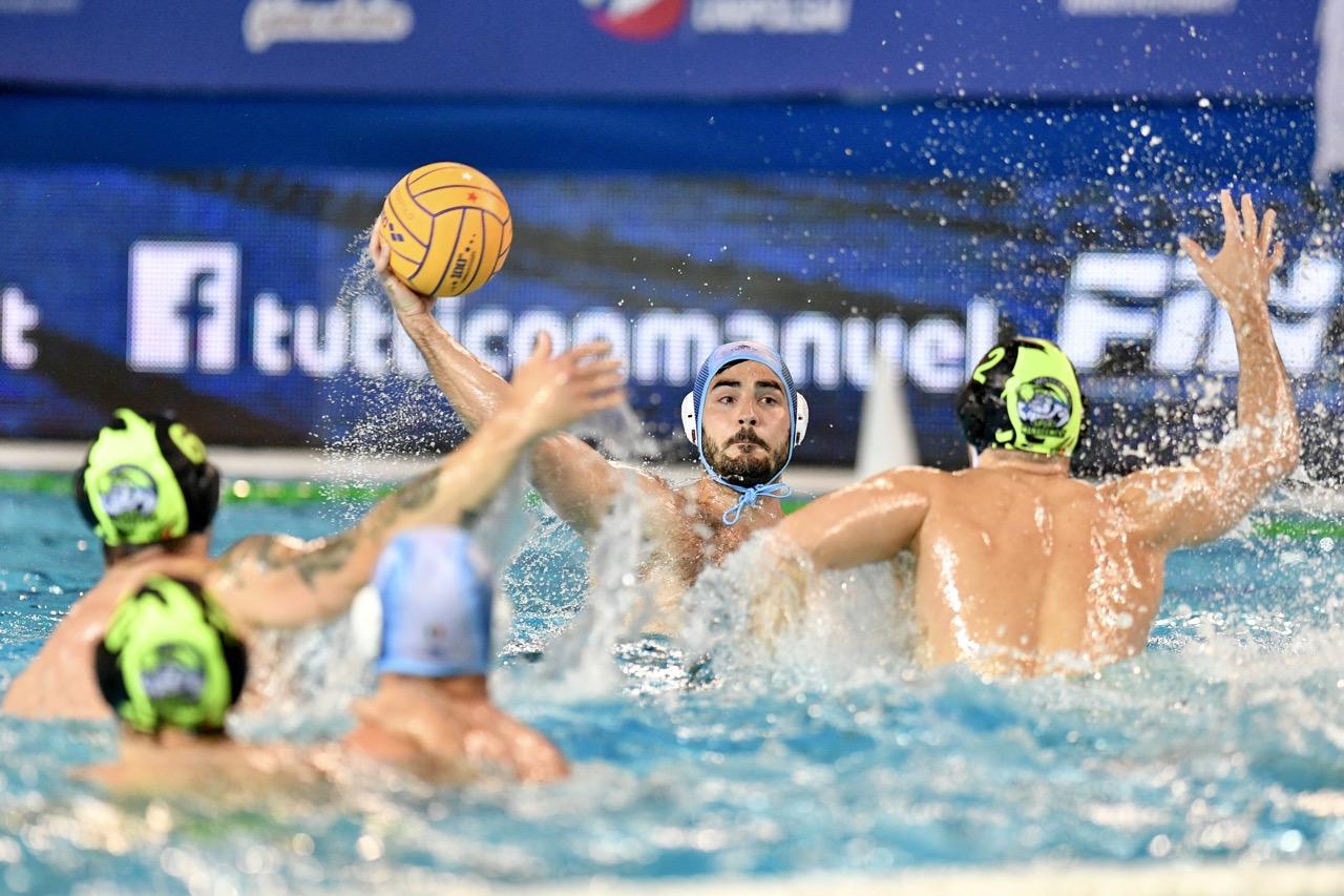 Pro Recco 11- Sport Management 3 semi finale final six 2019 - Foto Giorgio Scarfi35